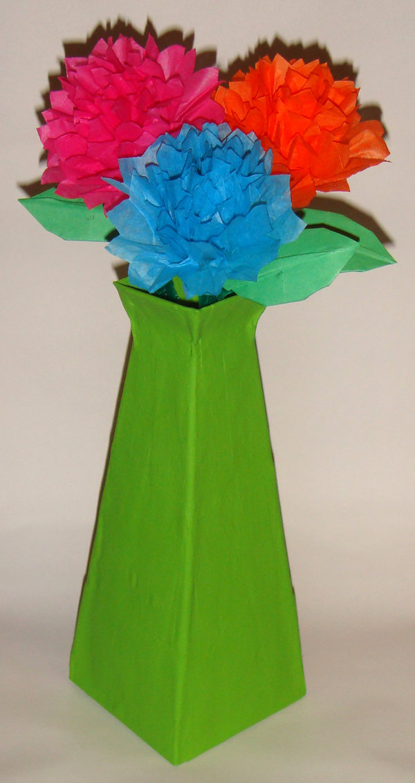 Drop In To Make A Mothers Day Bouquet Hubbard Memorial Library